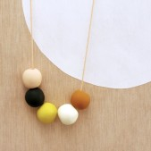 Not quite handmade beads_earth