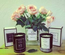 Bougies de Luxe