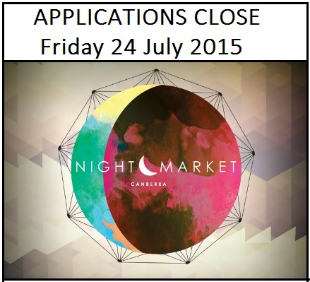 Reminder_Applications Close 24 July