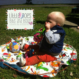 Little Toes, Bibs & Bows
